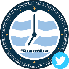Stourport Hour is the networking and news for community and business in Stourport-on-Severn. Join in every Wednesday from 7-8pm using #StourportHour. Support #Stourport #KeepItLocal